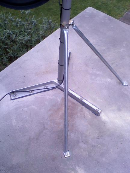 TRIPOD GROUND-ROOF MOUNT
