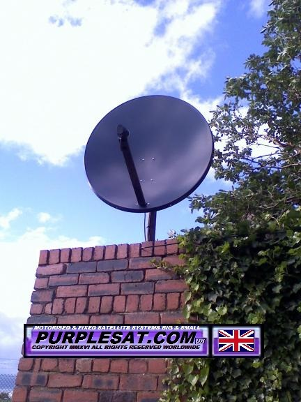 "3"" pole mounted td 1.1"