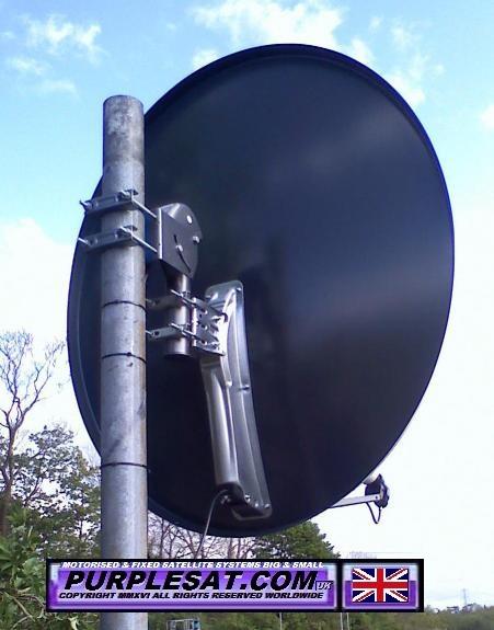 "3"" pole mounted td1.1"