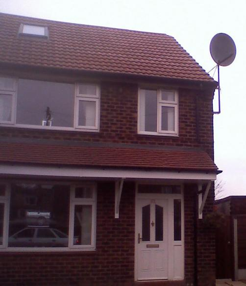 90cm front install Manchester