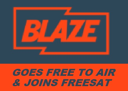 BLAZE TV GOES FREE TO AIR