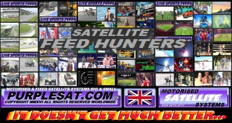FEED HUNTERS PURPLESAT