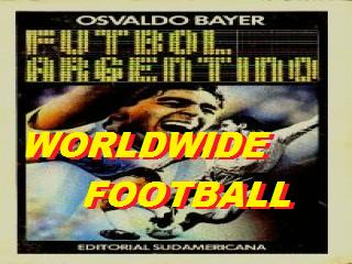 WORLDWIDE FOOTBALL FEEDS
