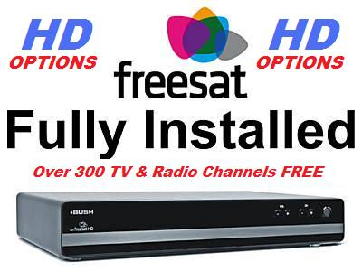 Freesat Installed picture & logo