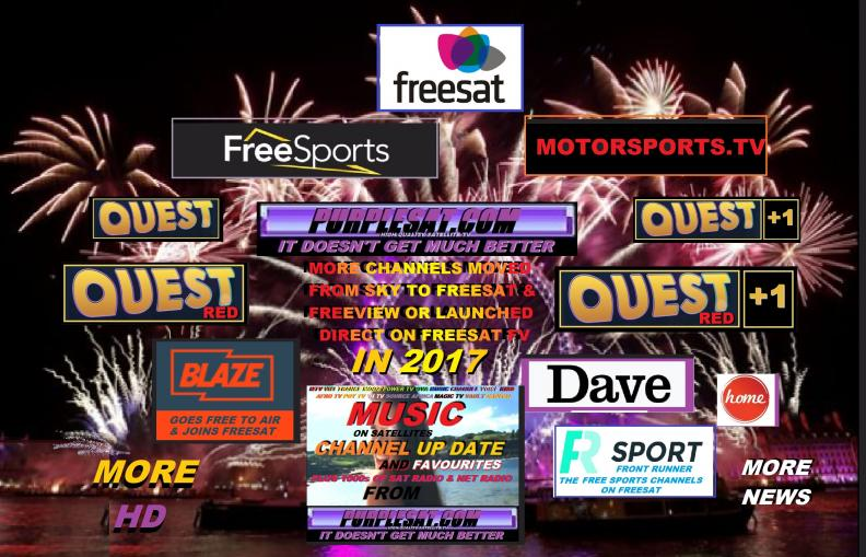 FREESAT ADDS MORE OVER 2018