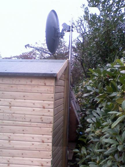 Shed Mounted Lenson Heath